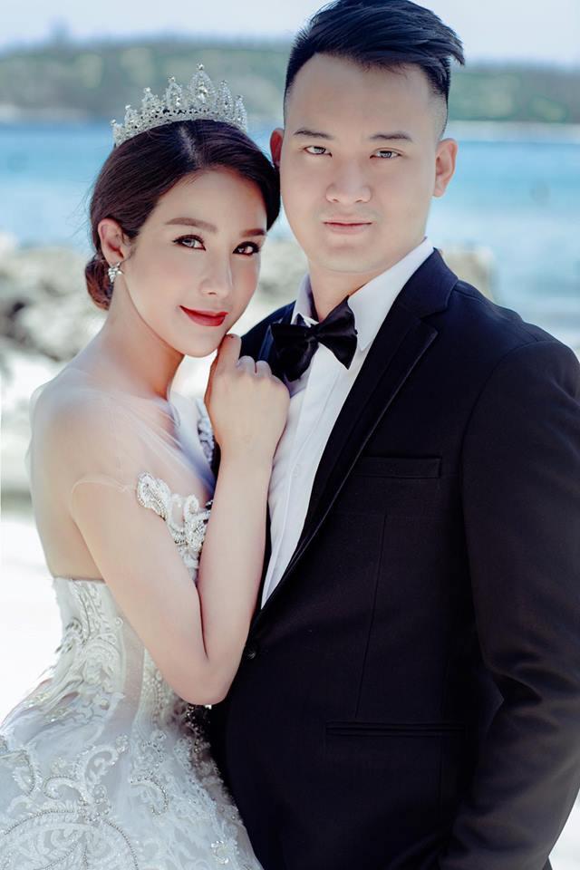 Hậu đám cưới bạc tỉ, Diệp Lâm Anh khoe ảnh cưới ngọt ngào cùng chồng thiếu gia  - Ảnh 4.