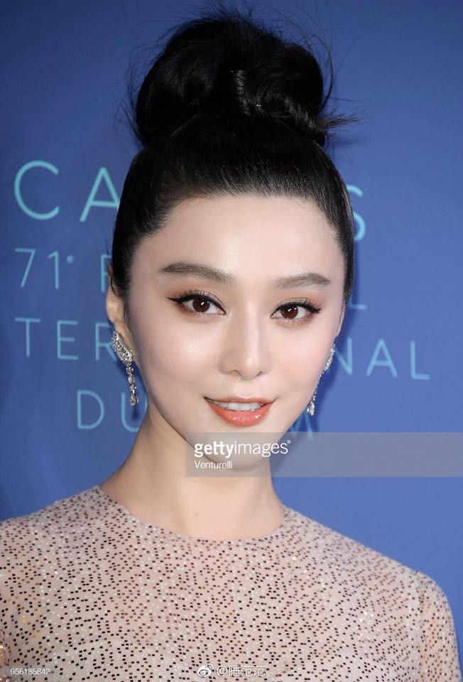Cận cảnh nhan sắc không qua photoshop của Phạm Băng Băng tại tiệc mừng LHP Cannes - Ảnh 7.