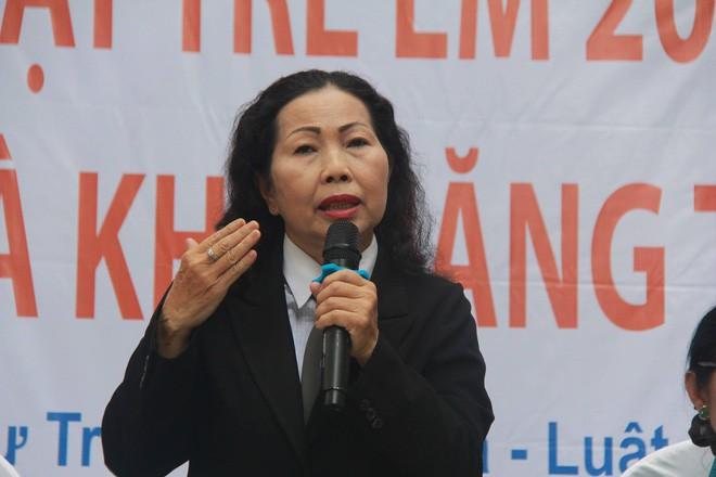 Hội Bảo vệ Quyền trẻ em TP.HCM: Chúng tôi nhất trí với Ủy ban thẩm phán Cấp cao, Nguyễn Khắc Thủy xứng đáng nhận 3 năm tù giam - Ảnh 1.