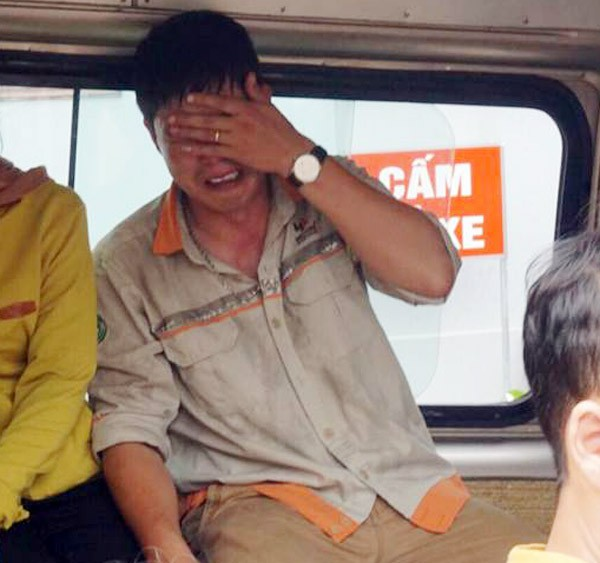 Tường trình của tài xế gây tai nạn khiến 3 mẹ con thai phụ tử vong ở Hà Nội - Ảnh 2.