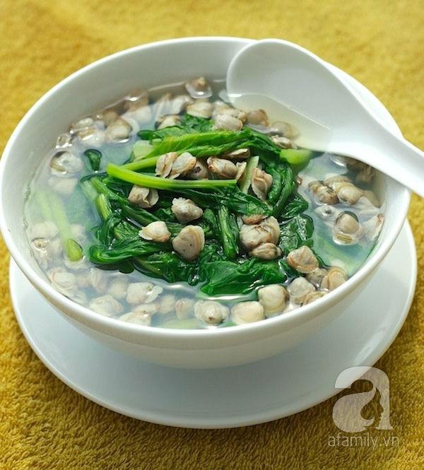 Các món ăn từ hến: Nếu biết chế biến thì không chỉ là món ăn ngon mà còn có thể chữa được vô khối bệnh - Ảnh 3.
