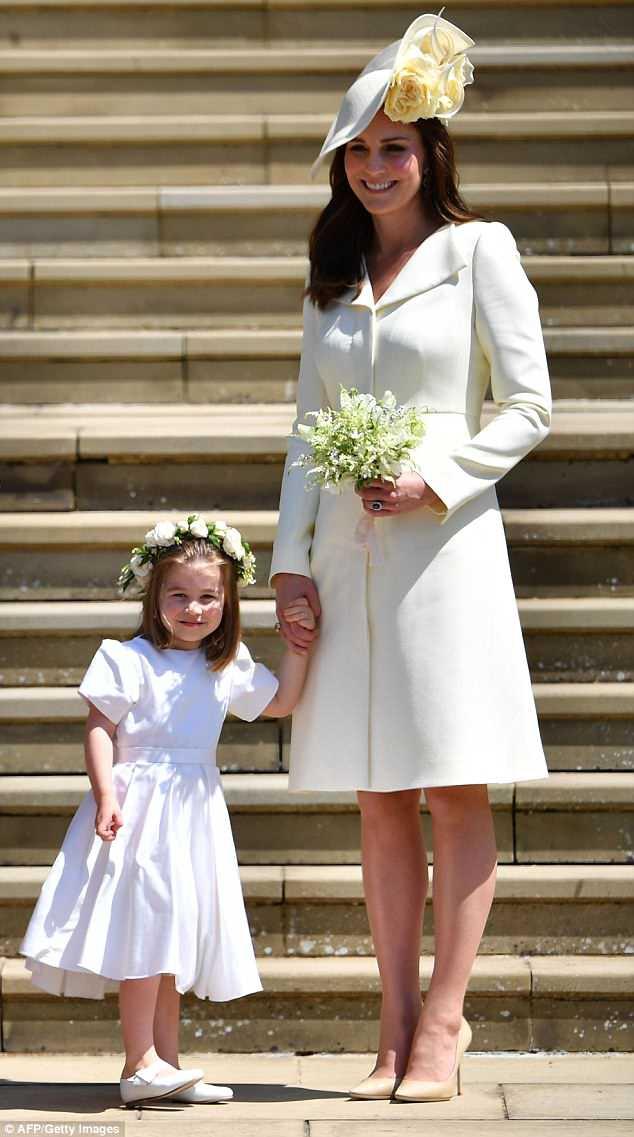 Chùm ảnh: Không thể phủ nhận, Công nương Kate - Công chúa Charlotte chính là biểu tượng thời trang mẹ con ton-sur-ton đáng yêu nhất thế giới - Ảnh 2.