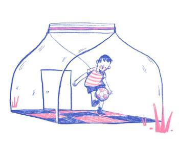"""Những đứa trẻ lớn lên trong túi hút chân không và cuộc """"giải cứu"""" tuyệt vọng của cha mẹ hiện đại - Ảnh 2."""