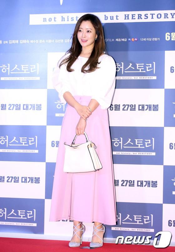 Sự kiện hội tụ gần 30 sao Hàn: Mẹ Kim Tan lép vế trước Kim Hee Sun, Jung Hae In nổi bật giữa dàn sao nhí một thời - Ảnh 3.