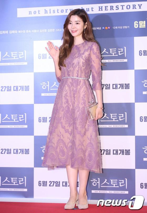 Sự kiện hội tụ gần 30 sao Hàn: Mẹ Kim Tan lép vế trước Kim Hee Sun, Jung Hae In nổi bật giữa dàn sao nhí một thời - Ảnh 26.