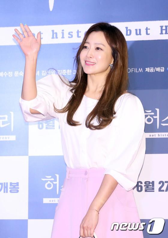 Sự kiện hội tụ gần 30 sao Hàn: Mẹ Kim Tan lép vế trước Kim Hee Sun, Jung Hae In nổi bật giữa dàn sao nhí một thời - Ảnh 4.