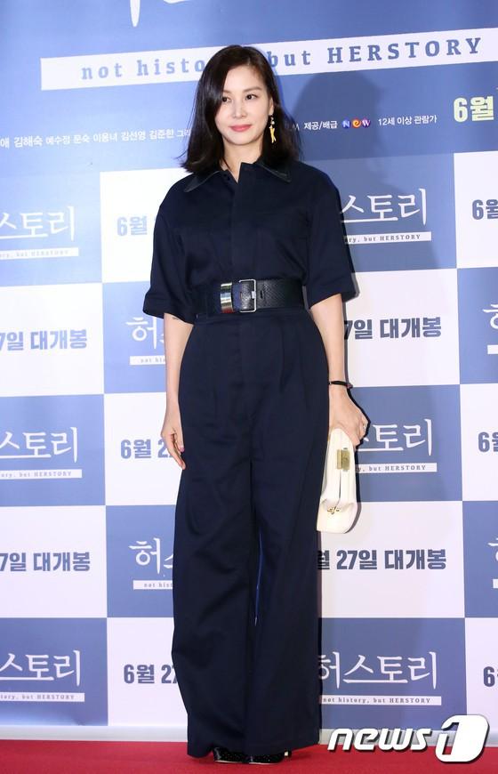 Sự kiện hội tụ gần 30 sao Hàn: Mẹ Kim Tan lép vế trước Kim Hee Sun, Jung Hae In nổi bật giữa dàn sao nhí một thời - Ảnh 6.