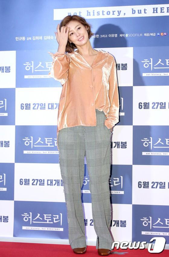 Sự kiện hội tụ gần 30 sao Hàn: Mẹ Kim Tan lép vế trước Kim Hee Sun, Jung Hae In nổi bật giữa dàn sao nhí một thời - Ảnh 9.