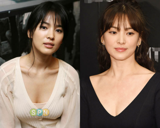 Nhan sắc Song Hye Kyo và nữ chính tin đồn Hậu Duệ Mặt Trời Nhã Phương: Chưa nhận vai đã bị đặt lên bàn cân - Ảnh 17.