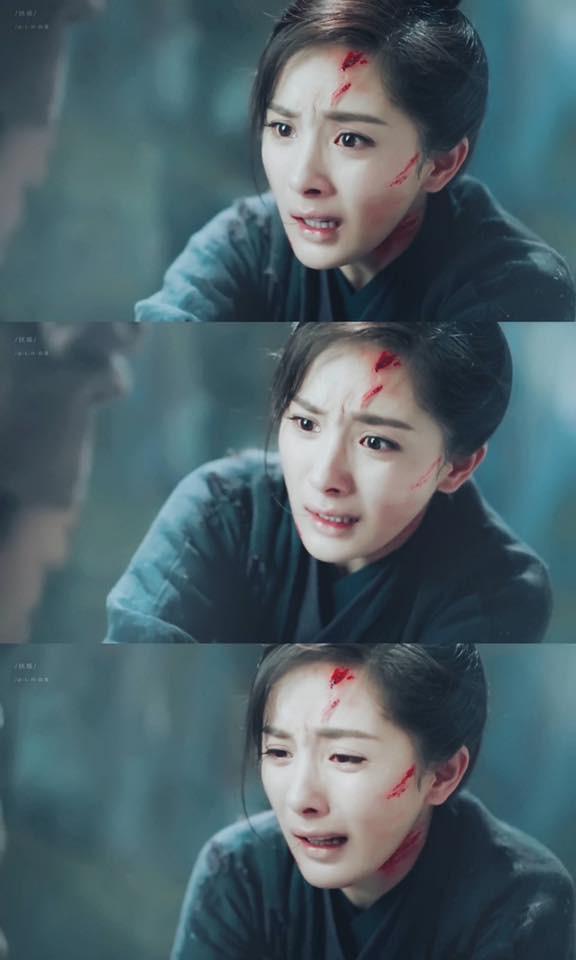 Fan nức lòng với cảnh Dương Mịch trả thù tình địch độc ác nhất Phù Dao - Ảnh 1.