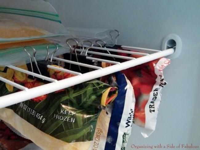 Làm sao để tủ lạnh luôn ngăn nắp, việc tưởng đơn giản mà lại vô cùng khó nếu bạn không biết những mẹo này - Ảnh 2.