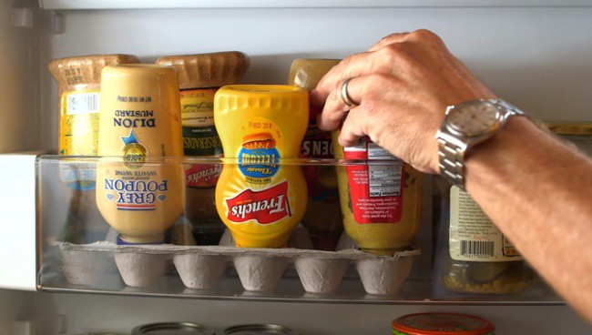 Làm sao để tủ lạnh luôn ngăn nắp, việc tưởng đơn giản mà lại vô cùng khó nếu bạn không biết những mẹo này - Ảnh 3.
