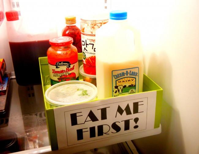 Làm sao để tủ lạnh luôn ngăn nắp, việc tưởng đơn giản mà lại vô cùng khó nếu bạn không biết những mẹo này - Ảnh 6.