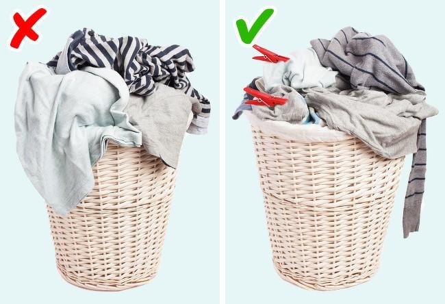 9 mẹo hay trong giặt giũ giúp áo quần lúc nào cũng như mới tinh như vừa mua về - Ảnh 1.