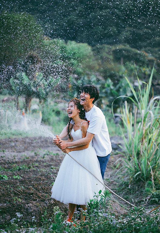 Bộ ảnh cưới đẹp mê đang khuấy đảo MXH: Thần thái quá đỗi tự nhiên, tình và mãn nguyện - Ảnh 16.