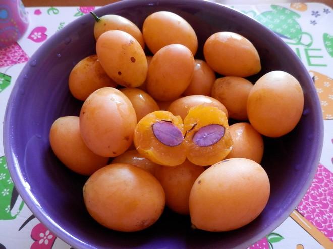 Thái Lan xuất hiện loại trái cây nhìn lạ mắt mà chấm với mắm thì ngon cực phẩm - Ảnh 6.