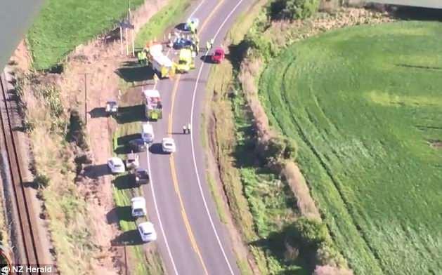 Cú điện thoại cuối cùng của bé gái 8 tuổi với bố trước khi bỏ mạng trong vụ tai nạn xe hơi kinh hoàng nhất New Zealand trong 13 năm qua - Ảnh 3.