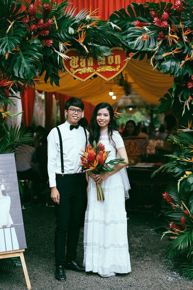 Chàng quản lí của Chi Pu dựng rạp làm đám cưới style ông bà anh vừa chất, vừa vui ngất - Ảnh 10.