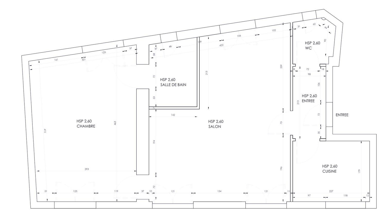 Sau cải tạo, căn hộ 38m² đẹp hoàn hảo mọi góc nhìn   - Ảnh 14.