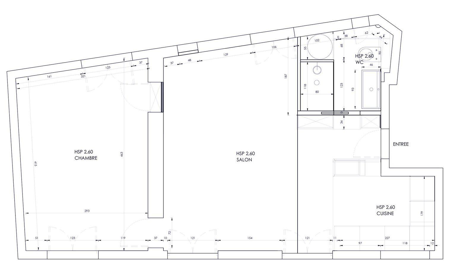 Sau cải tạo, căn hộ 38m² đẹp hoàn hảo mọi góc nhìn   - Ảnh 15.