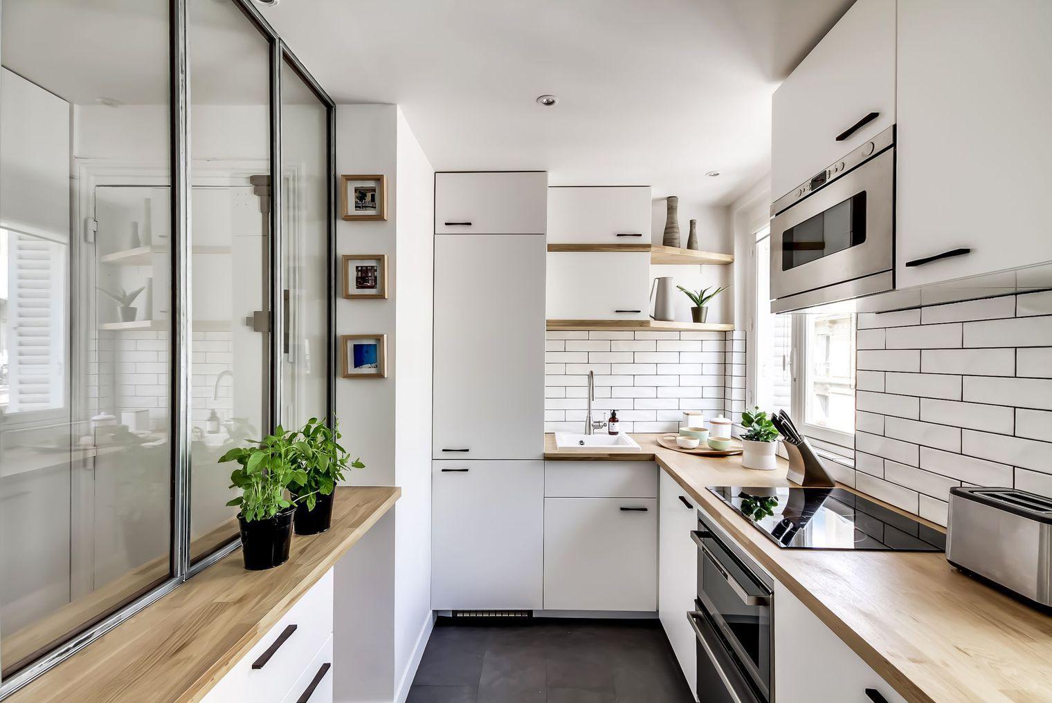 Sau cải tạo, căn hộ 38m² đẹp hoàn hảo mọi góc nhìn   - Ảnh 6.