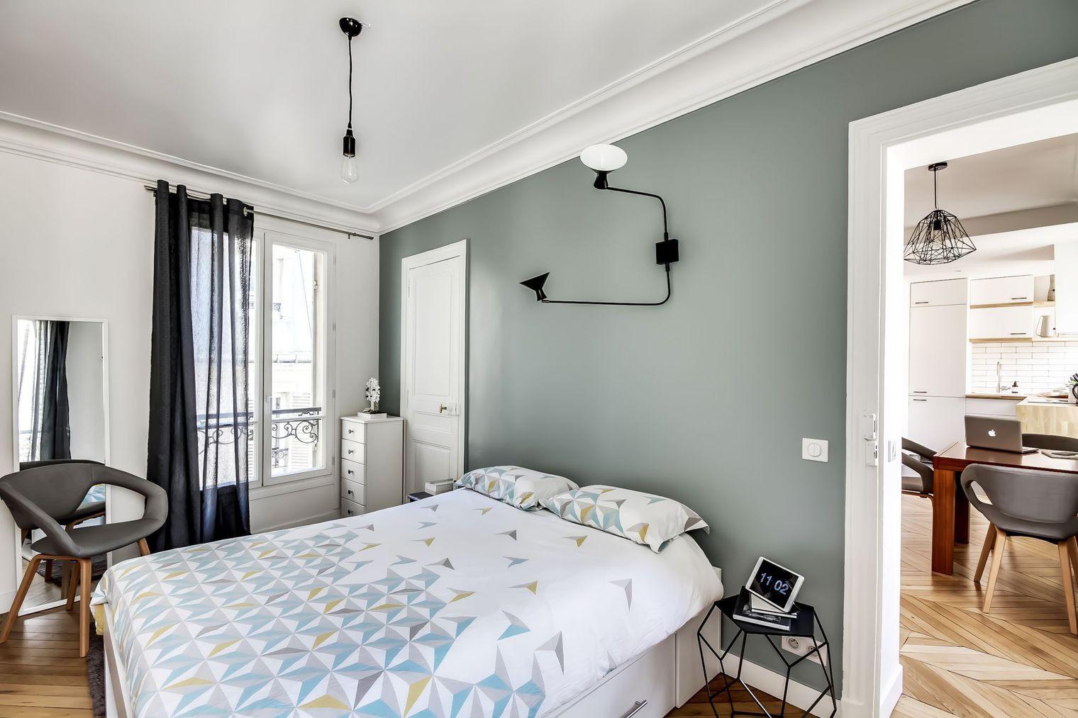 Sau cải tạo, căn hộ 38m² đẹp hoàn hảo mọi góc nhìn   - Ảnh 10.