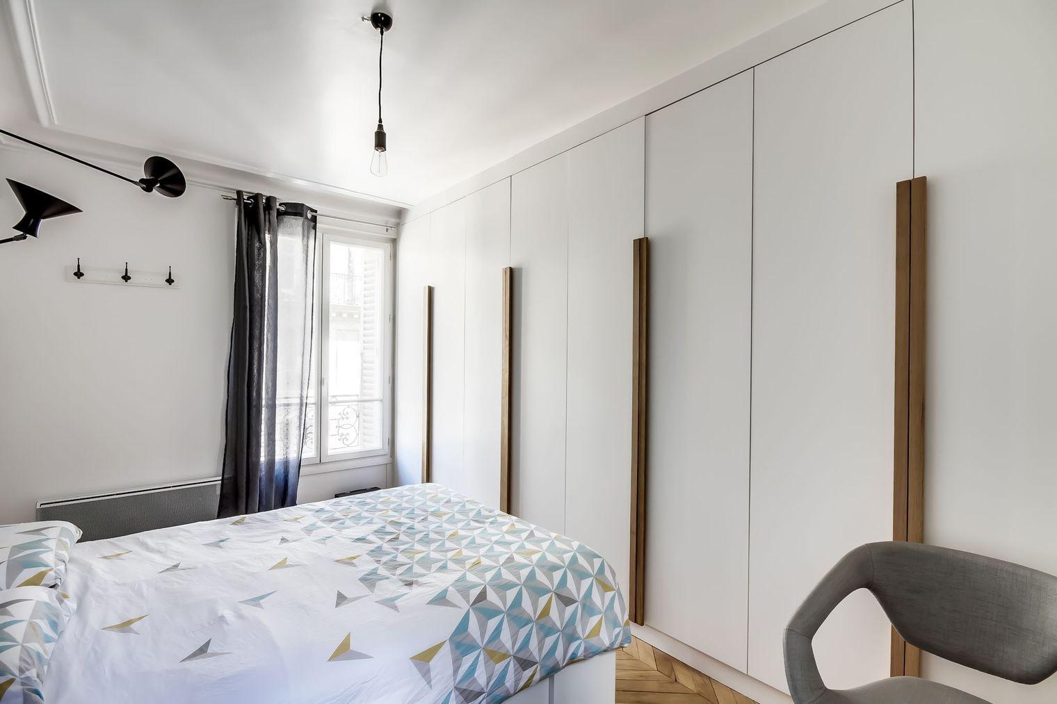 Sau cải tạo, căn hộ 38m² đẹp hoàn hảo mọi góc nhìn   - Ảnh 11.