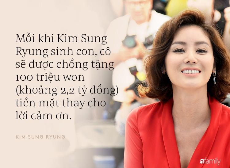 """""""Mẹ Kim Tan"""" Kim Sung Ryung: Trái tim nhân hậu, hạnh phúc bình yên chính là thần dược đánh bại thời gian - Ảnh 6."""