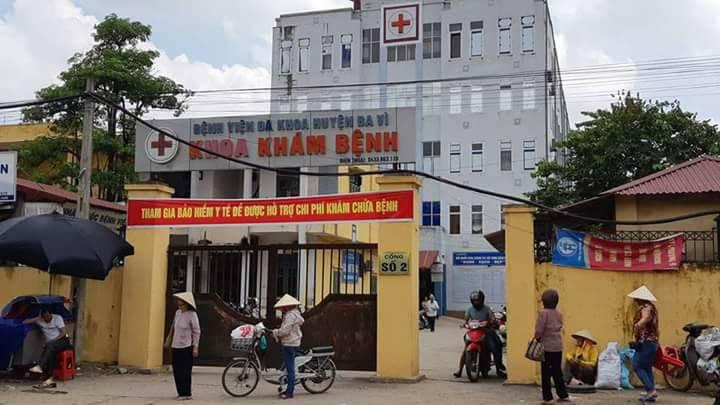 Trao nhầm con ở Ba Vì, Hà Nội:  Gia đình đề nghị hỗ trợ 300 triệu đồng, bệnh viện đưa vụ việc ra tòa - Ảnh 1.