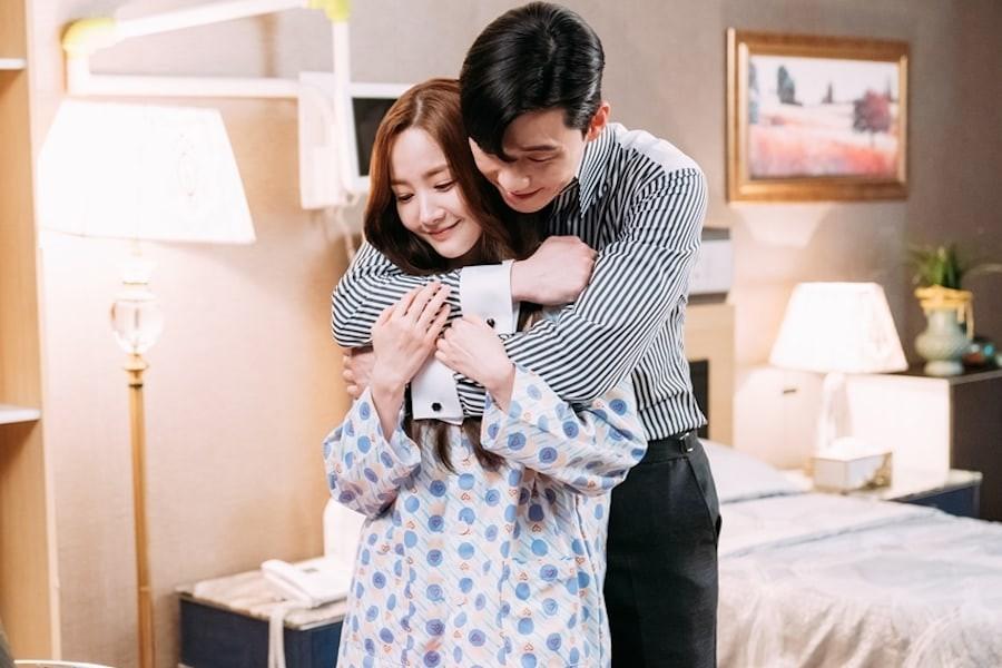 """Nếu Park Min Young - Park Seo Joon thực sự hẹn hò thì tất cả những cảnh này trong """"Thư ký Kim"""" đã có lời giải thích hoàn hảo! - Ảnh 22."""
