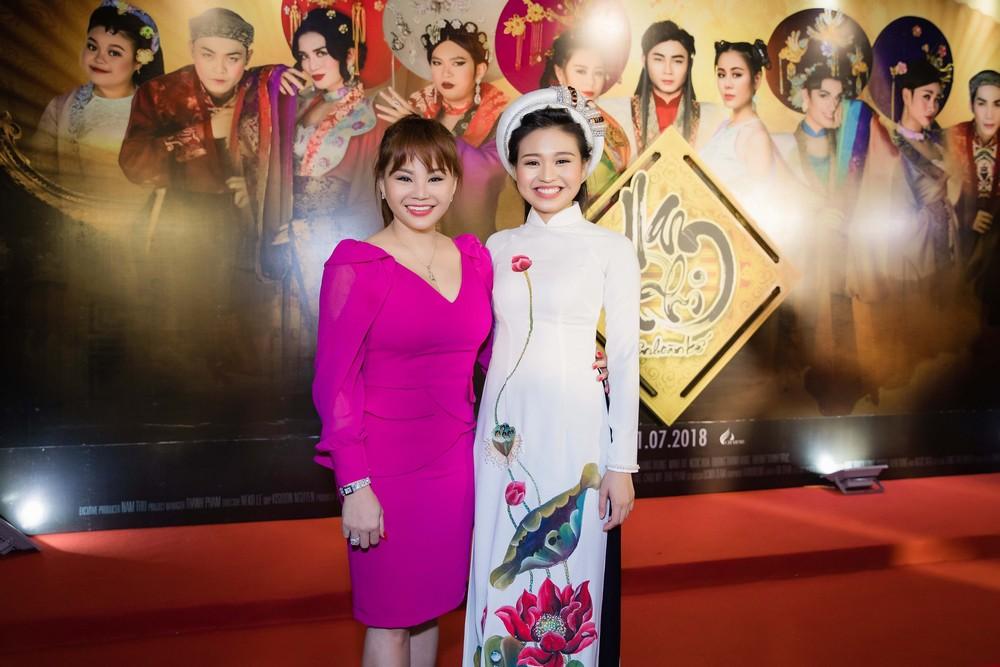 Mẹ con Lê Giang - Lê Lộc lần hiếm hoi xuất hiện cùng nhau sau ồn ào Sau ánh hào quang  - Ảnh 3.