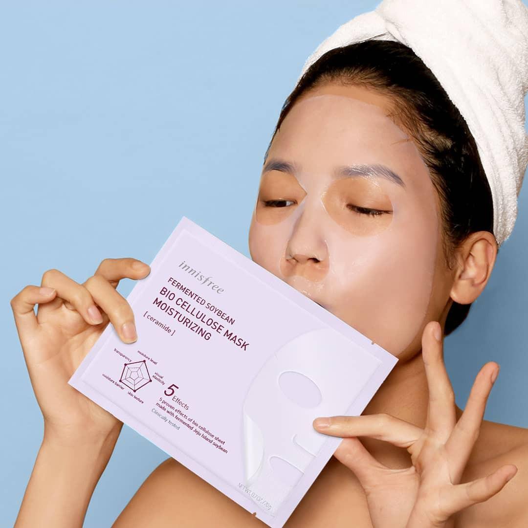 Mặt nạ giấy có tận 8 loại để các nàng thỏa sức nuông chiều làn da của mình - Ảnh 16.