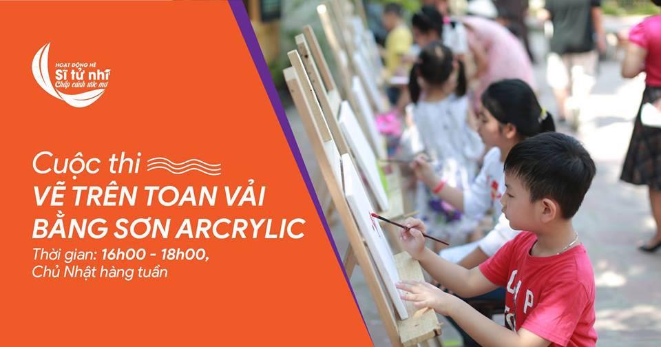 Hà Nội hàng loạt sự kiện vui chơi cho trẻ, Sài Gòn nhiều hội chợ chất dịp cuối tuần - Ảnh 2.