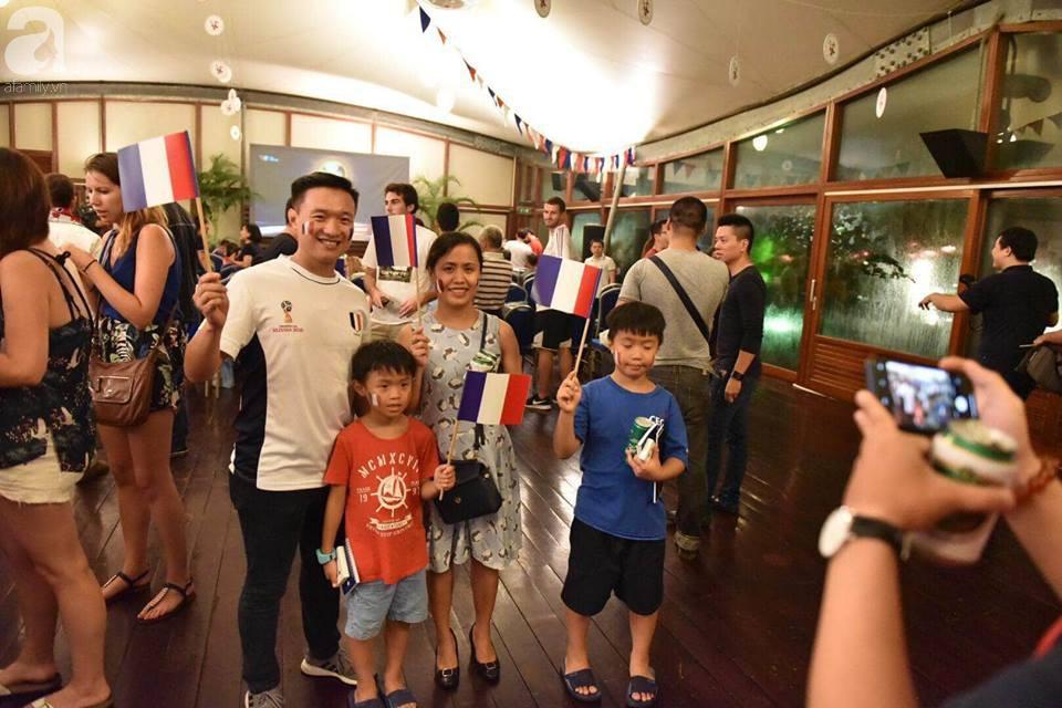 Chung kết World Cup, người Sài Gòn và Hà Nội háo hức trước trận cầu lịch sử giữa Pháp - Croatia - Ảnh 10.
