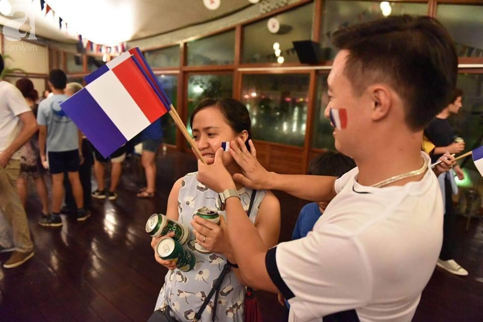 Chung kết World Cup, người Sài Gòn và Hà Nội háo hức trước trận cầu lịch sử giữa Pháp - Croatia - Ảnh 11.