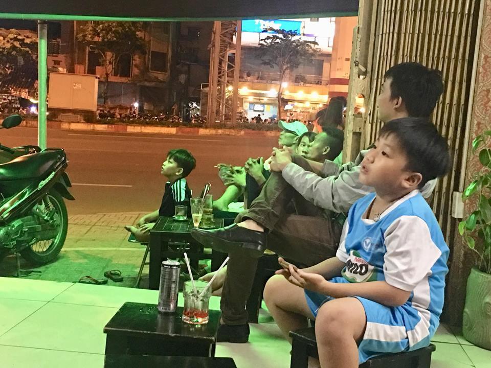 Chung kết World Cup, người Sài Gòn và Hà Nội háo hức trước trận cầu lịch sử giữa Pháp - Croatia - Ảnh 4.