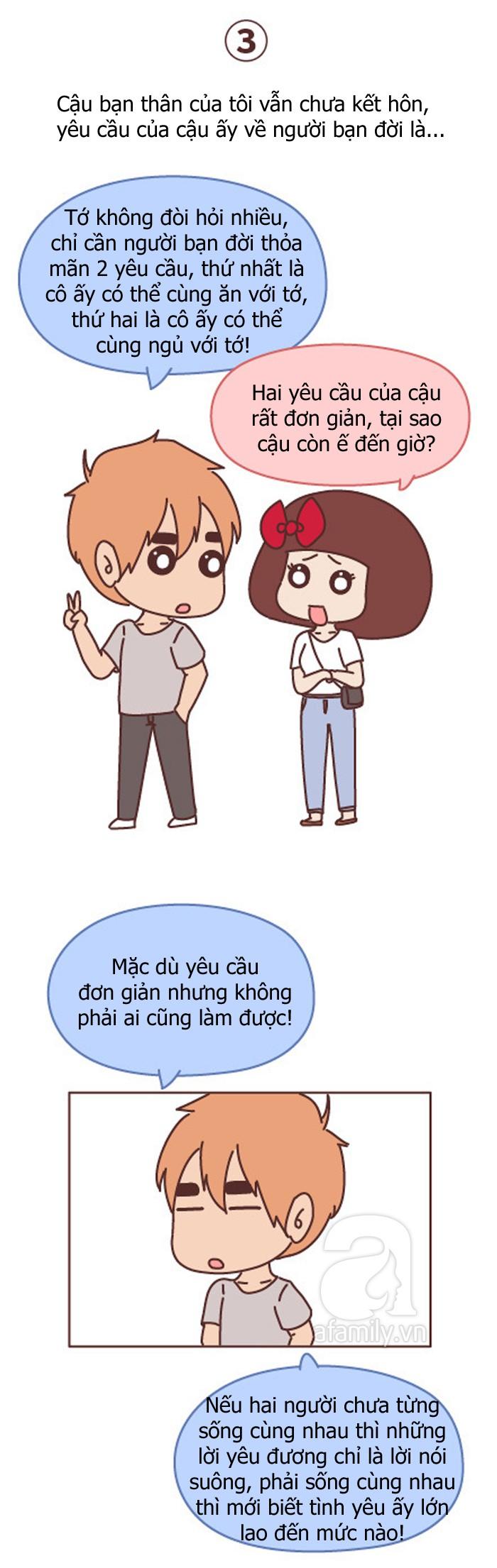 Truyện tranh: Vợ chồng đừng đổ lỗi cho không hòa hợp, chỉ là bạn có dám thỏa hiệp và nhường nhịn hay không thôi - Ảnh 5.