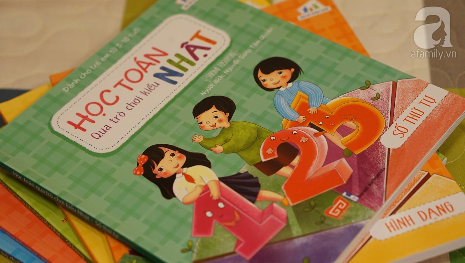 Giúp con học giỏi toán lớp 1 qua những trò chơi kiểu Nhật độc đáo   - Ảnh 1.
