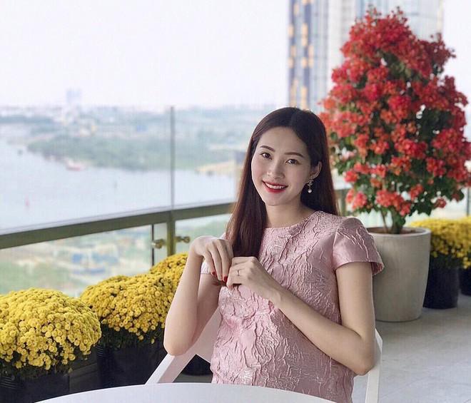 1 tháng sau sinh, hoa hậu Thu Thảo giảm hẳn 13 kg và lần đầu chia sẻ bí quyết lấy lại vóc dáng thần tốc  - Ảnh 3.
