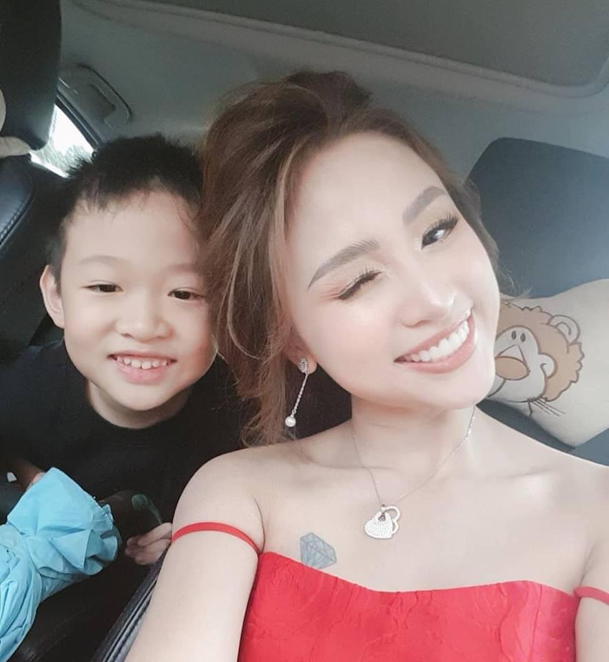 Thanh Vân Hugo khoe bức thư ngọt ngào con trai viết, không tin nổi cậu bé từng sang chấn tâm lý vì chứng kiến bố mẹ cãi nhau - Ảnh 5.