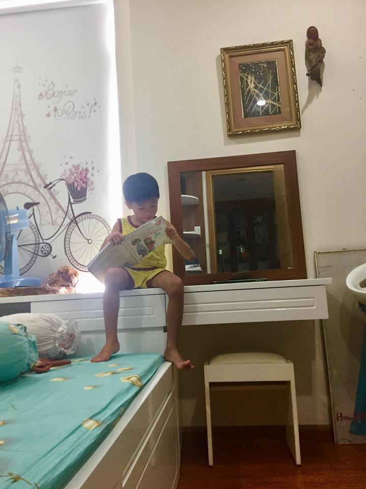 Mẹ giả bộ mệt để dụ 2 con làm việc nhà từ bé tí, kết quả hiện tại khiến ai cũng ngưỡng mộ - Ảnh 8.