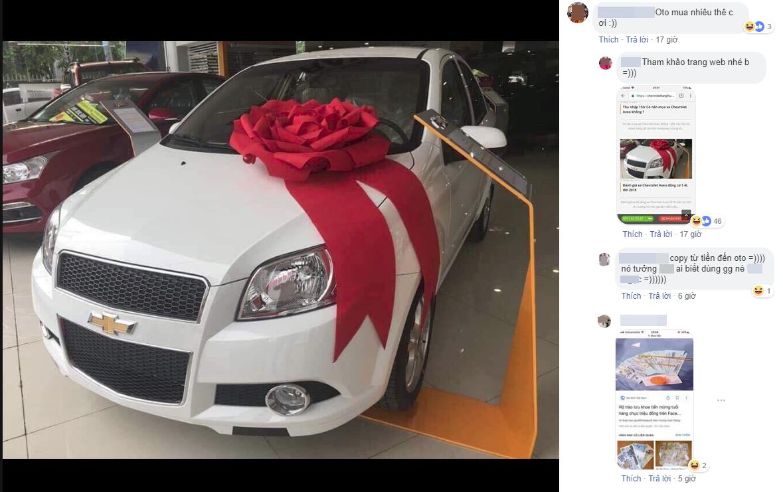 Cô gái Biên Hòa khoe được bạn trai tặng ô tô, tiền vàng ngập tay, dân mạng chỉ soi vào chi tiết này để bóc mẽ nàng sống ảo - Ảnh 3.