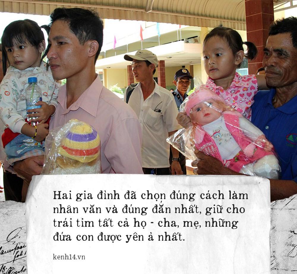 Từ câu chuyện về vụ trao nhầm con ở Bình Phước và Ba Vì: Hãy dành cho gia đình họ thời gian và sự tĩnh lặng cần thiết - Ảnh 4.
