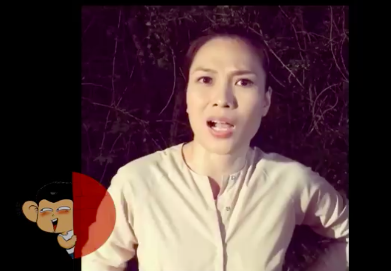 Cười ngất với cảnh Mỹ Tâm tự mắng mình khùng vì quay MV quá vô lý  - Ảnh 3.