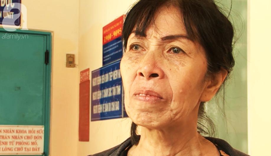 Bà ngoại bé trai bị mẹ đâm nhiều nhát thủng ruột: Tôi tưởng nó về thăm con, đâu có ngờ nó muốn giết con - Ảnh 2.