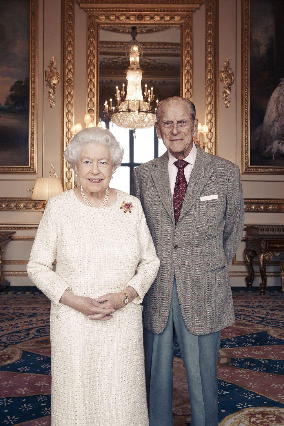 Xem 25 bức ảnh chân dung của Hoàng gia Anh, bạn sẽ hiểu thêm về 8 thế hệ của gia đình quyền lực này - Ảnh 21.
