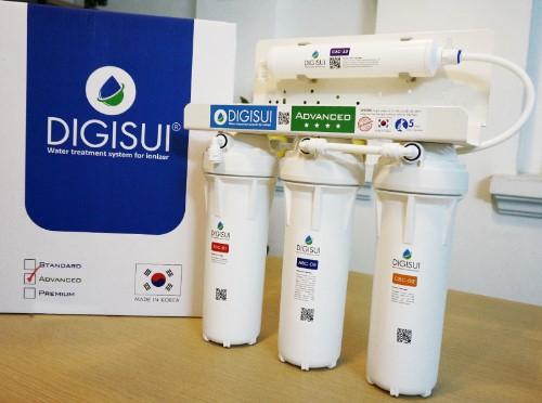 Dùng thử máy lọc nước ion kiềm tốt cho mẹ bầu tại Thế Giới Điện Giải  - Ảnh 3.