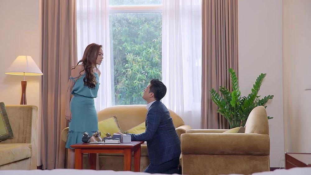 Gạo nếp gạo tẻ: Công gây phẫn nộ đỉnh điểm khi quay clip mắng chửi vợ trước cả thiên hạ để dỗ ngọt nhân tình - Ảnh 3.