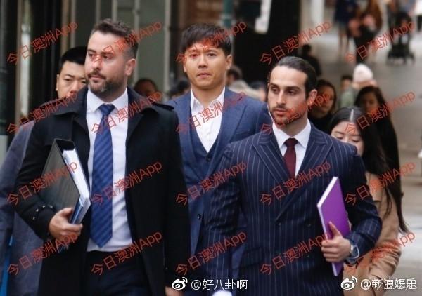 Người tình màn ảnh của Phạm Băng Băng gây bức xúc vì tới tòa án vì vụ cưỡng dâm mà ăn mặc bảnh bao như đi đóng phim - Ảnh 1.