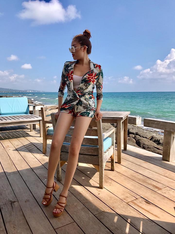 Những hình ảnh nóng bỏng của nữ MC du lịch chân dài mét mốt, được đánh giá quyến rũ nhất nhì đài VTV - Ảnh 8.